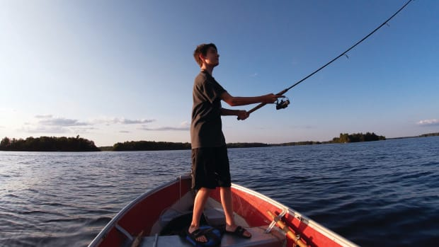 newboro finn fishing CREDIT Stephen Sautner