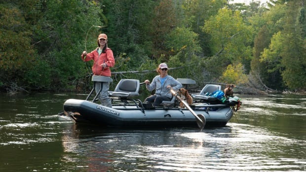 AuSable Float 13.2 Marc Fryt