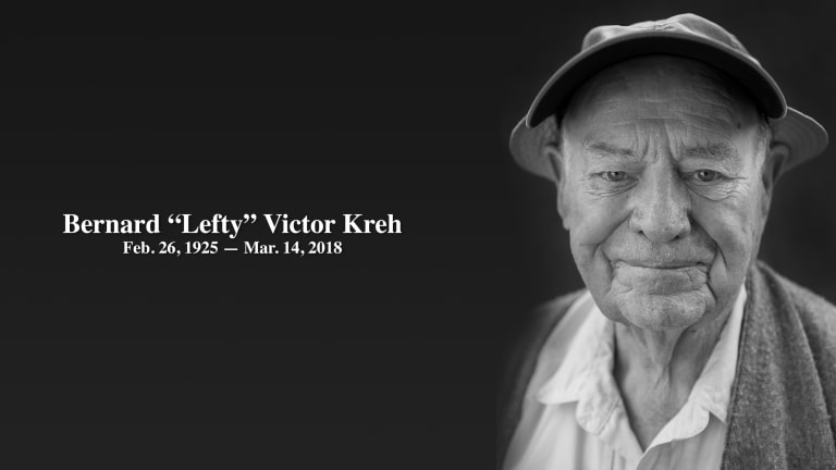 Remembering Lefty Kreh