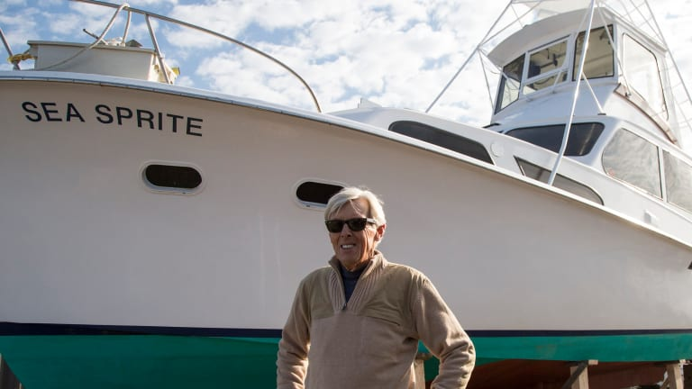 My Boat, My Life — Capt. Pete Wheeler