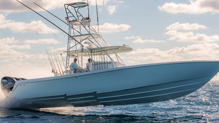 New Boat: Contender 44 ST