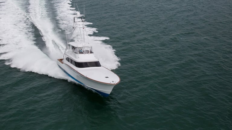 New Boat Report: Paul Mann Custom Boats 77