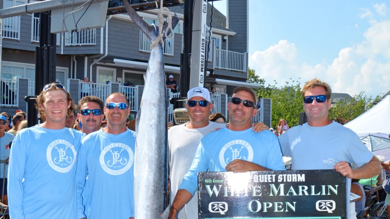 Ocean City Math Teacher Wins White Marlin Open