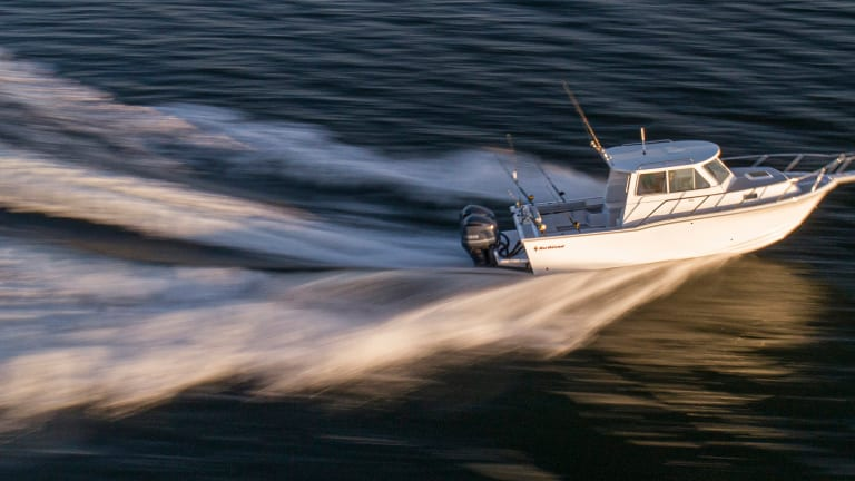 New Boat Report: NorthCoast 255 HT Cabin