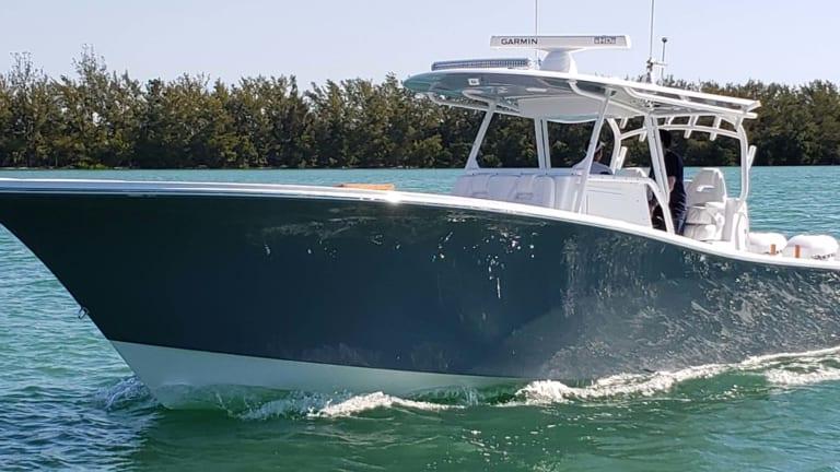 New Boat Report: Onslow Bay 41 TE