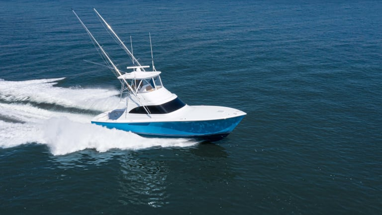 New Boat Report: Viking 46 Billfish