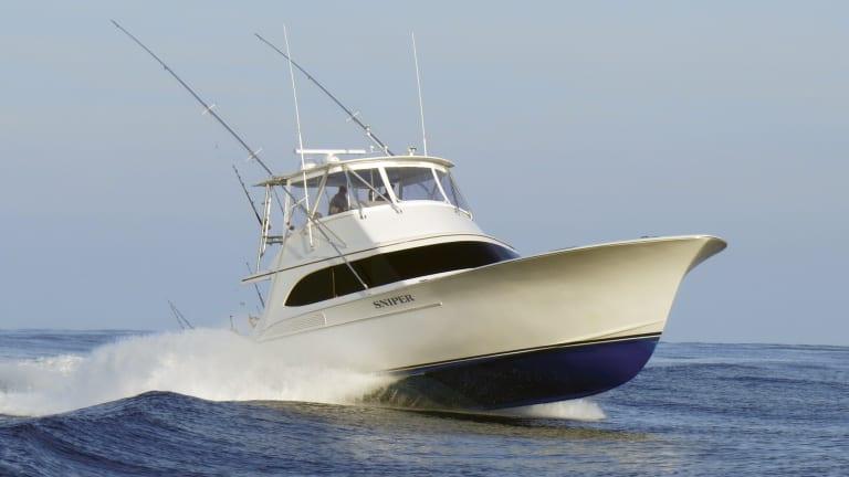 My Boat My Life: Jim Bayne's Paul Mann 56