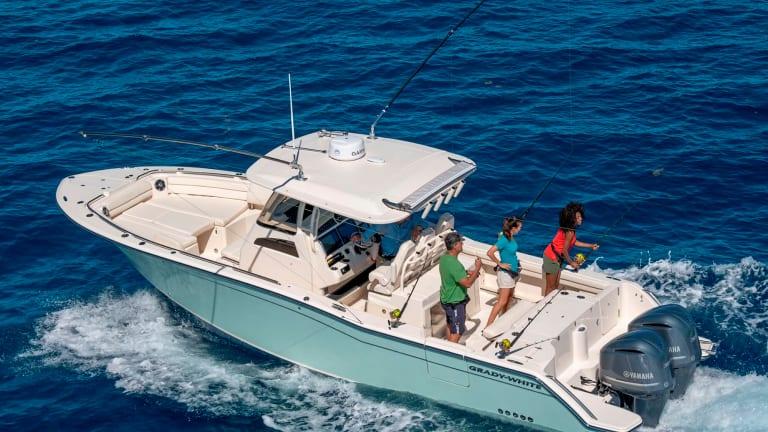 New Boat Report: Grady-White Canyon 326