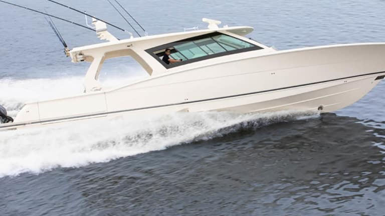 New Boat Report: Scout 530 LXF