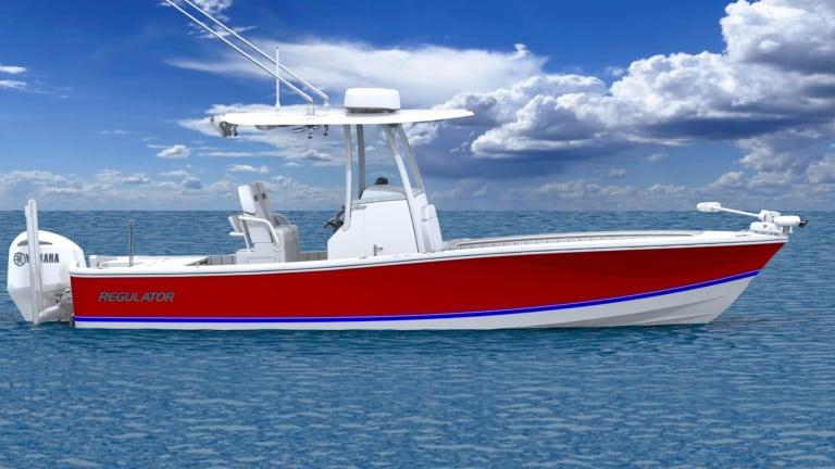 New Boat Report: Regulator 26XO Center Console