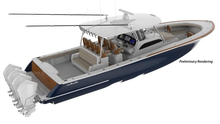 New Boat Report: Valhalla Boatworks V-46
