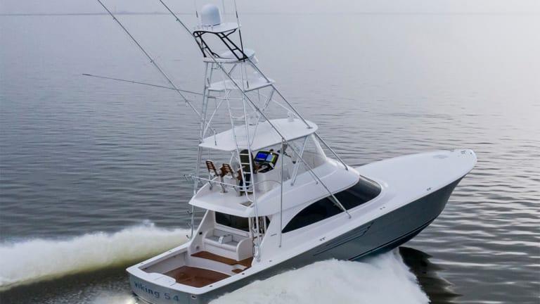 New Boat Report: Viking 54C