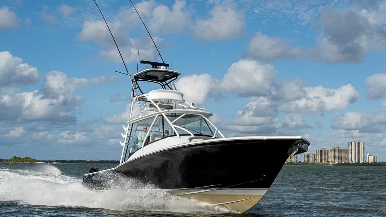 New Boat Report: Bonadeo 45 Walkaround
