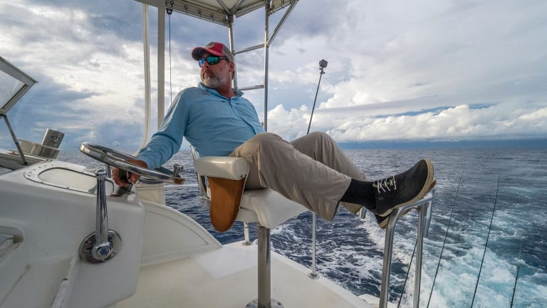 Remembering Capt. Chris Sheeder