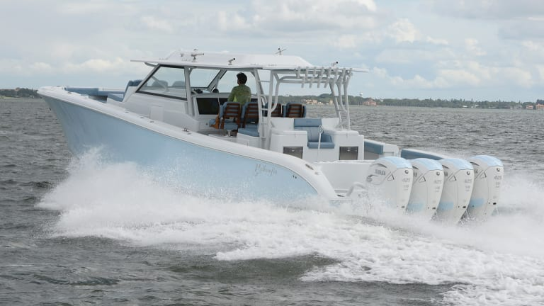 New Boat Report: Yellowfin 54 Offshore