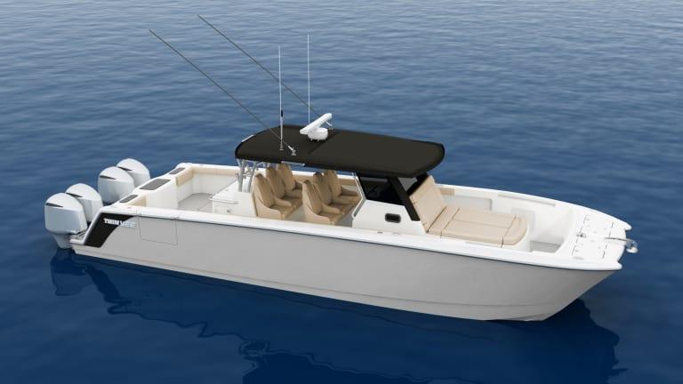 New Boat Report: Twin Vee 400 GFX