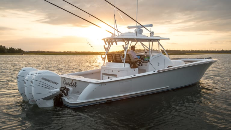 New Boat Report: Winter Custom Yachts 38 Center Console