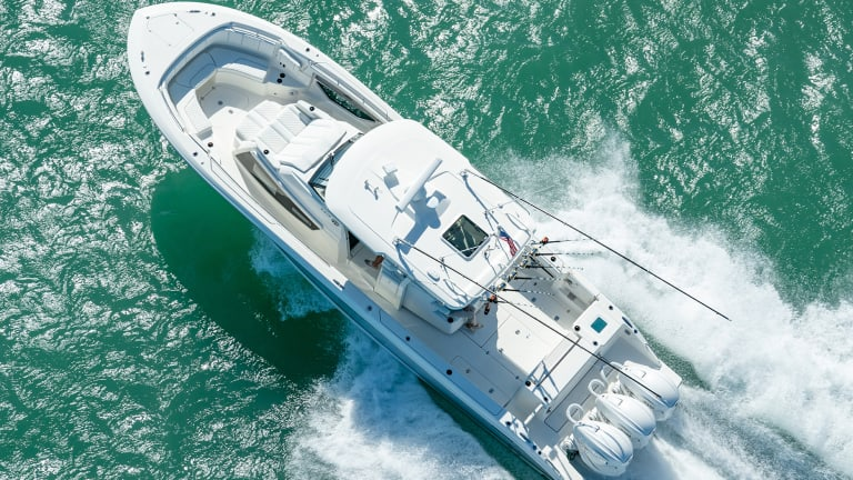 New Boat Report: Pursuit S 378 Sport