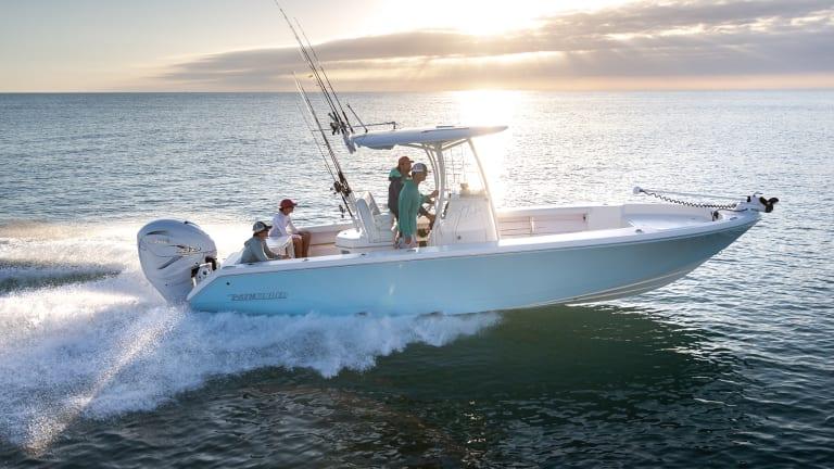 New Boat Report: Pathfinder 2700 Open
