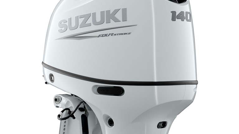 Suzuki Redesigns its Midrange Outboards