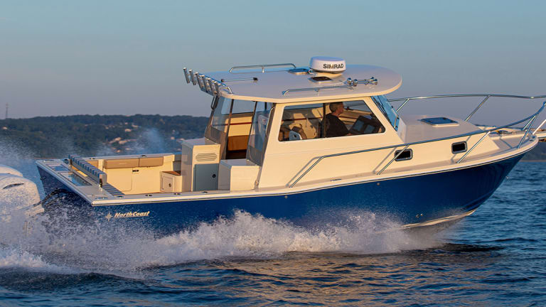 New Boat Report: NorthCoast 315 HT