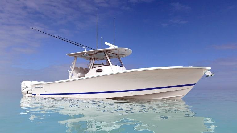 New Boat Report: Regulator 37
