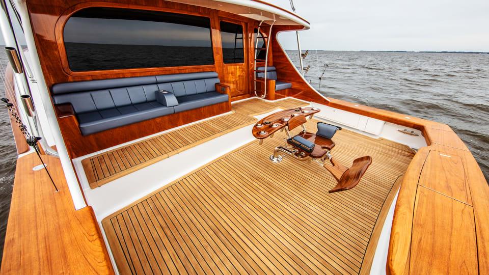 New Boat Report: Paul Mann Custom Boats 77