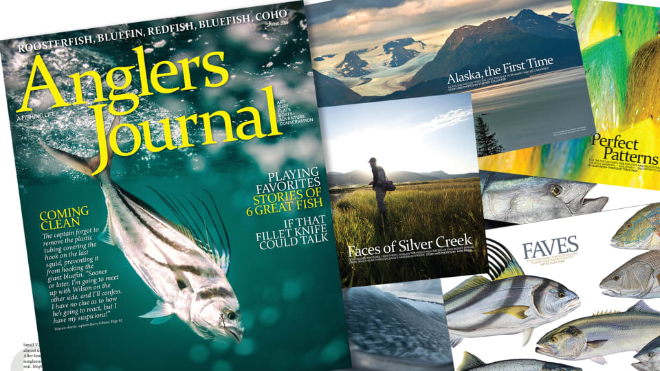 Anglers Journal - Spring 2019