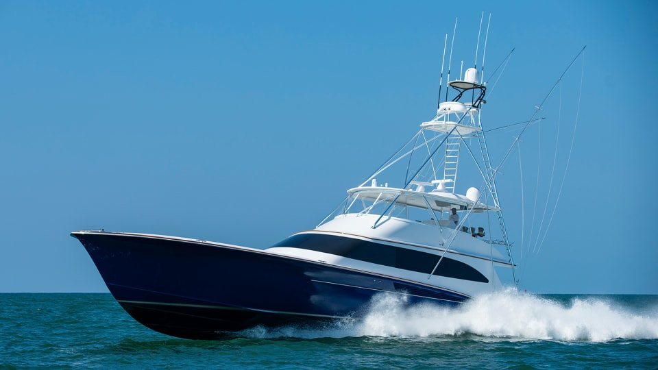 New Boat Report: Jarrett Bay 84