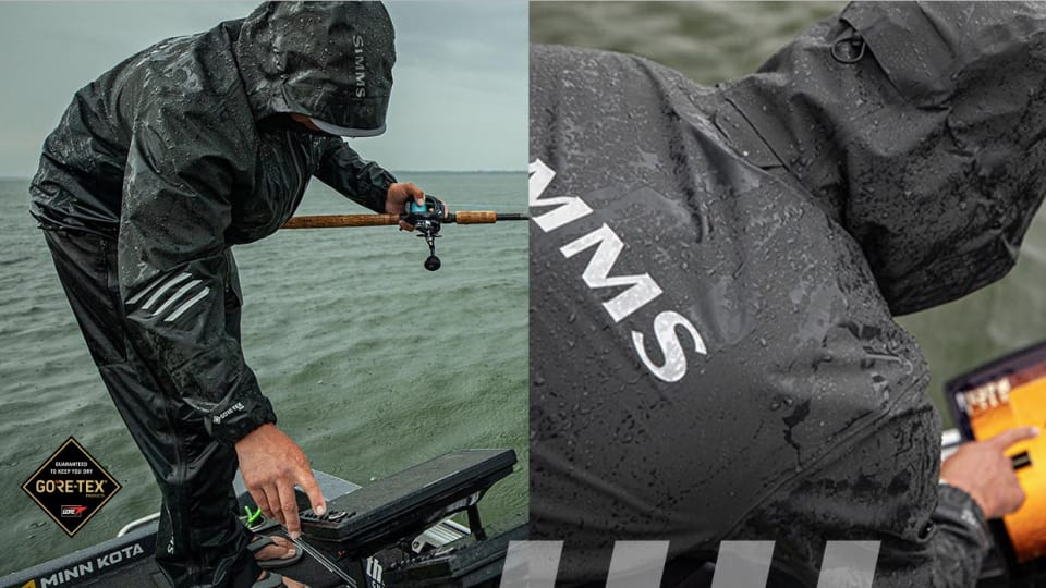 Simms Foul Weather Gear Giveaway
