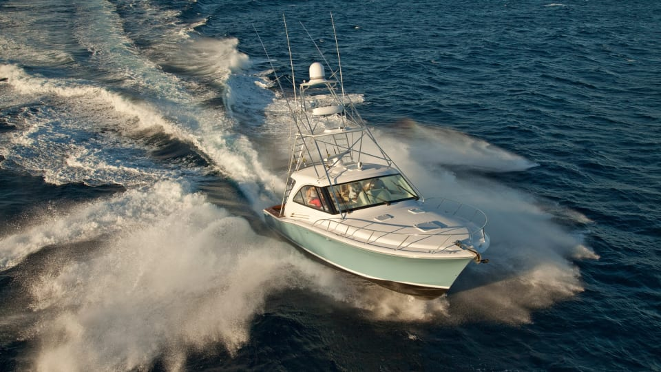 New Boat Report: Hatteras Yachts GT45X