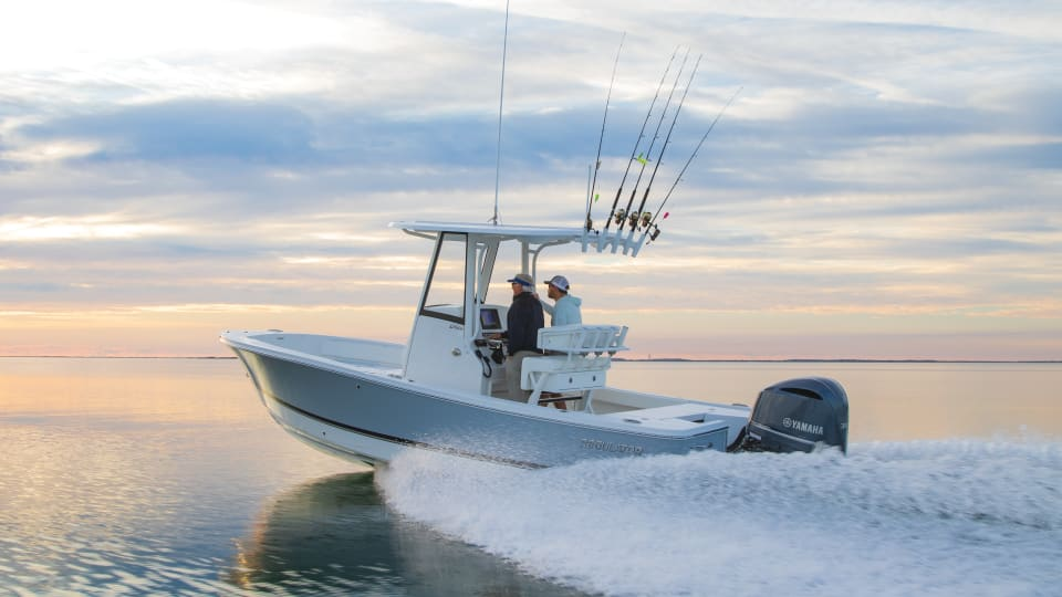 New Boat Report: Regulator 24XO