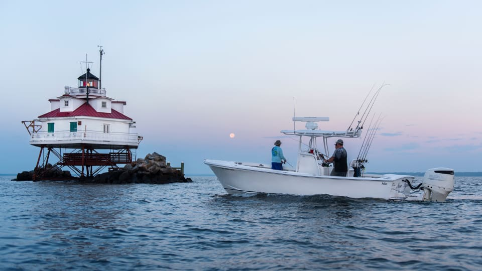 New Boat Report: Judge 265CC