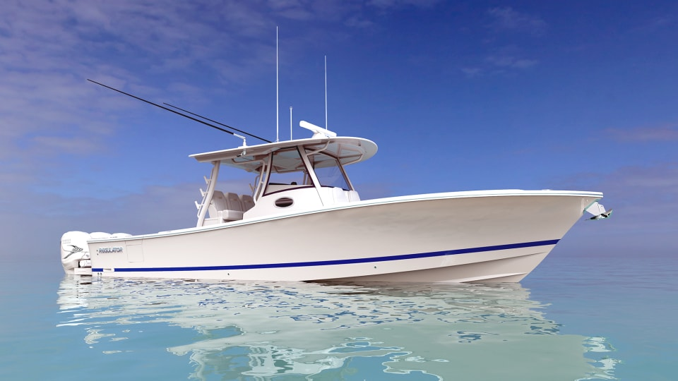 New Boat Report: Regulator 37