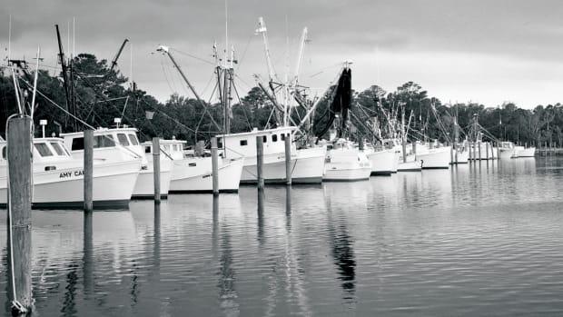 Vanishing workboats