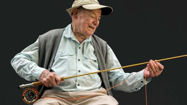Lefty Kreh, 1925 — 2018
