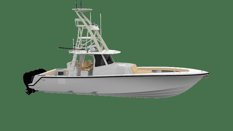 New Boat Report: Sea Vee 450Z