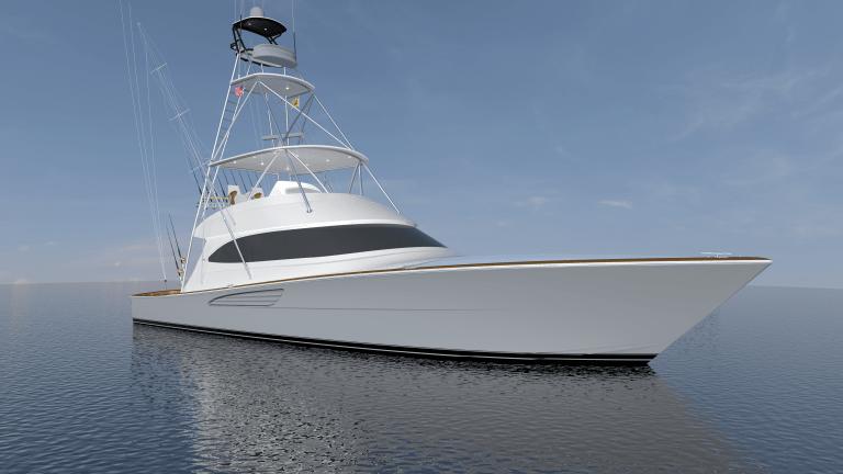 New Boat Report: Viking 64C