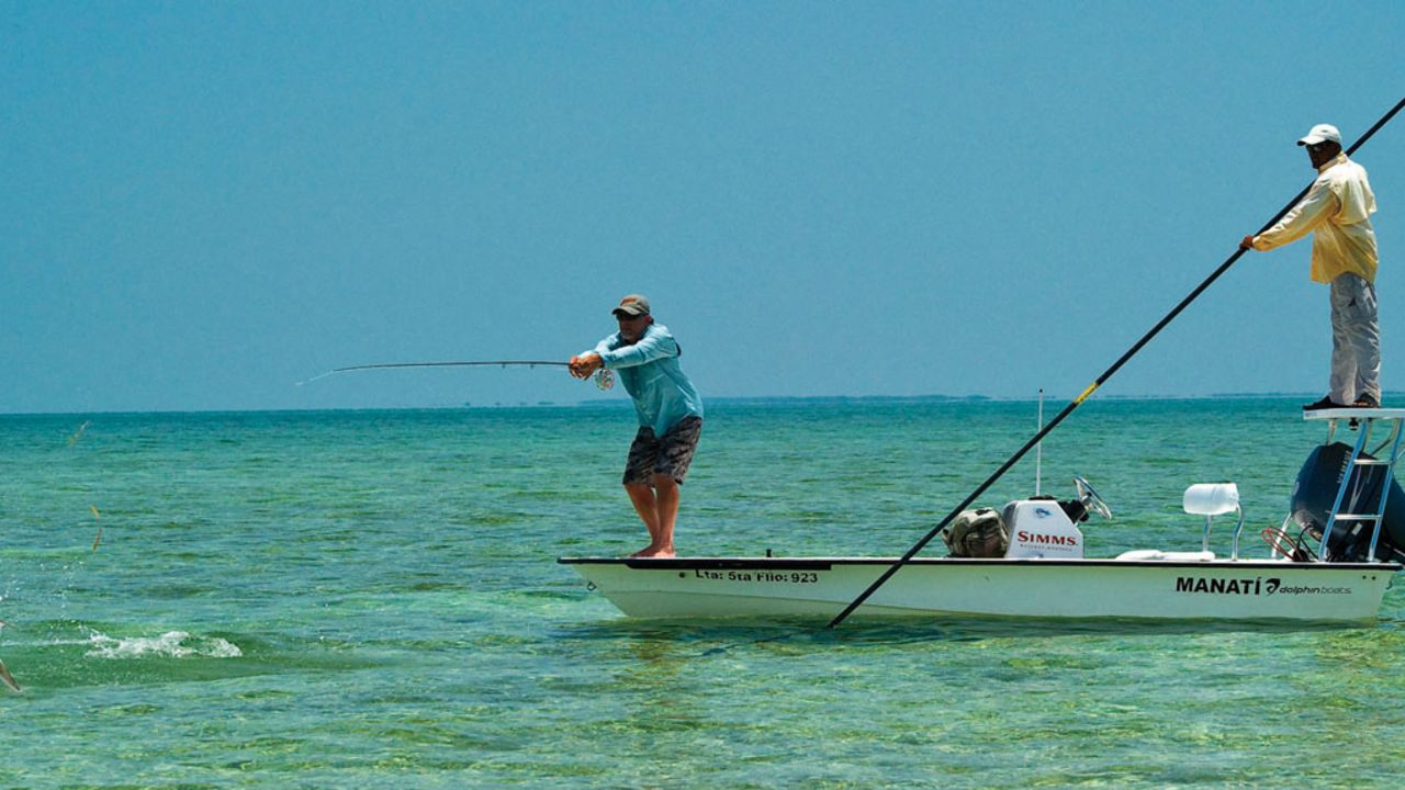 Fishing in cuba set for a boom period anglers journal for Fishing in cuba
