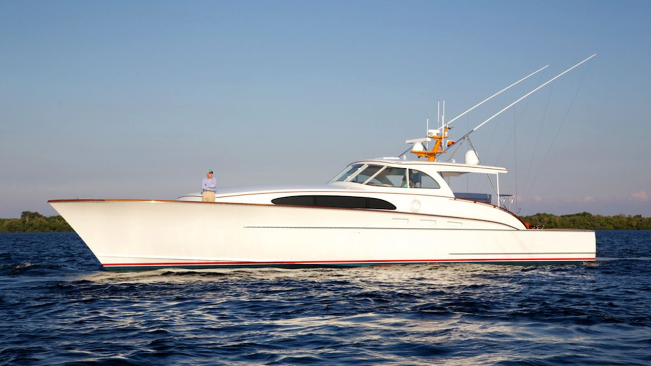 Functional Luxury Michael Rybovich And Sons Continues To Build Distinctive Sportfishing Boats