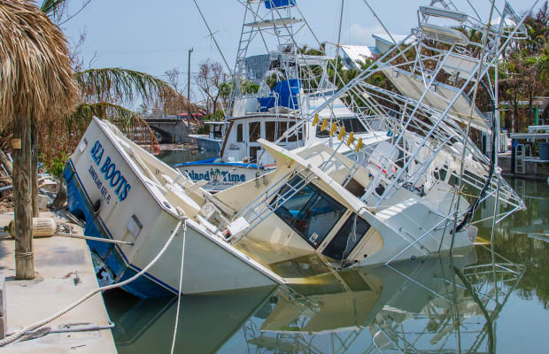 Hurricane Irma's Impact on the Florida Keys