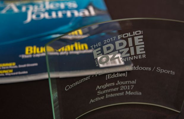 Anglers Journal Wins National Award