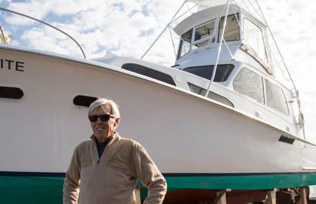 My Boat, My Life — Capt. Pete Wheeler