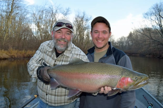 Doctor's Orders: Fall Steelhead - Anglers Journal - A