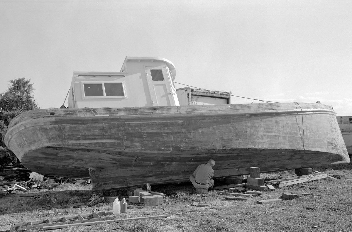 The storied long-haul boat Nancy Ellen keeps alive the community memory of a way of life fast disappearing.