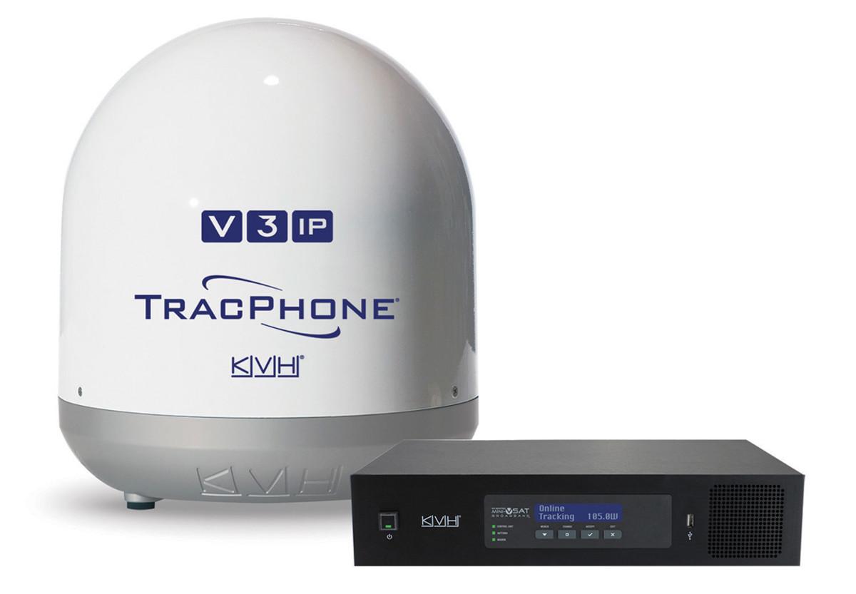 KVH Tracphone