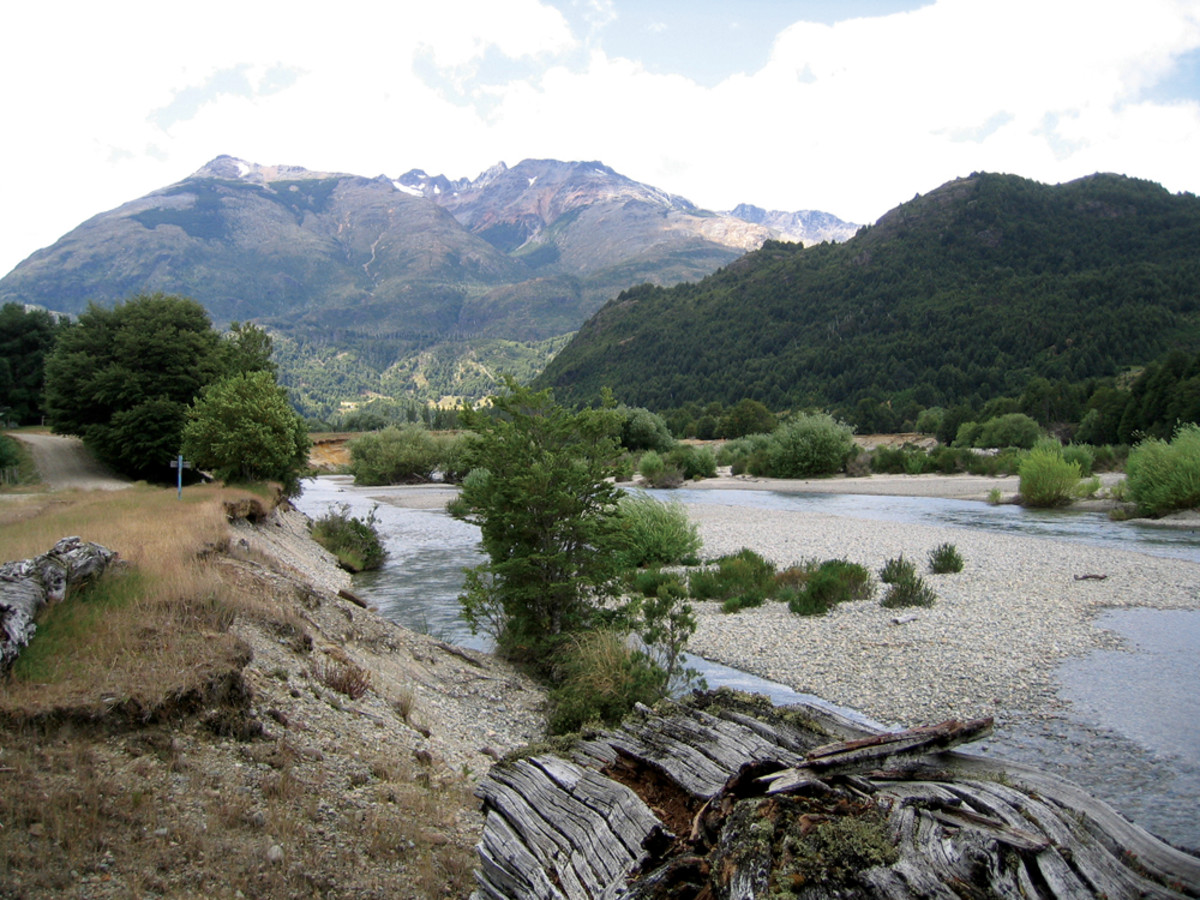 The Patagonia countryside is still a place where you can find plenty of elbowroom and quality fishing.