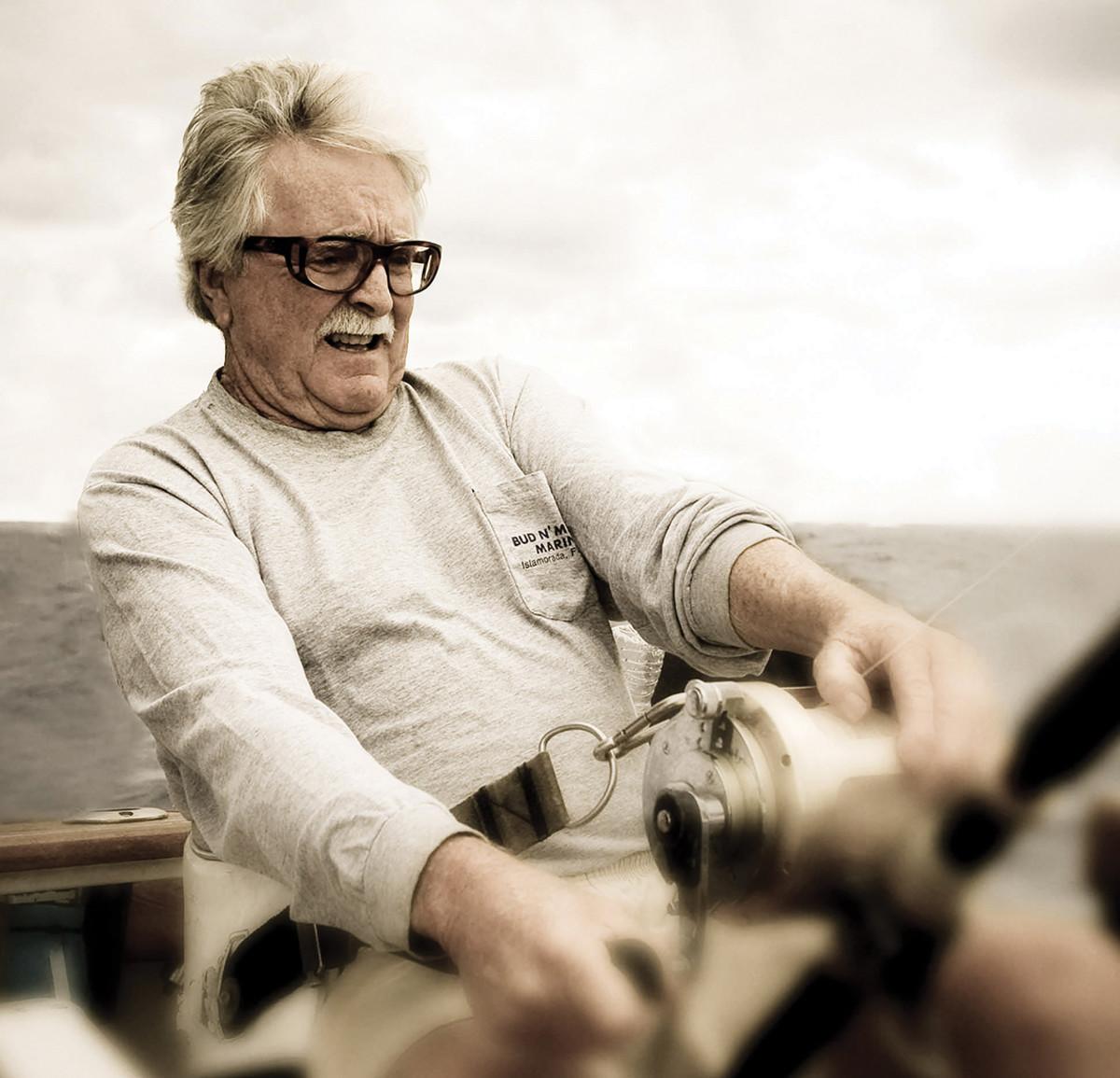 Richard Stanczyk pioneered daytime swordfishing in the Florida Keys.