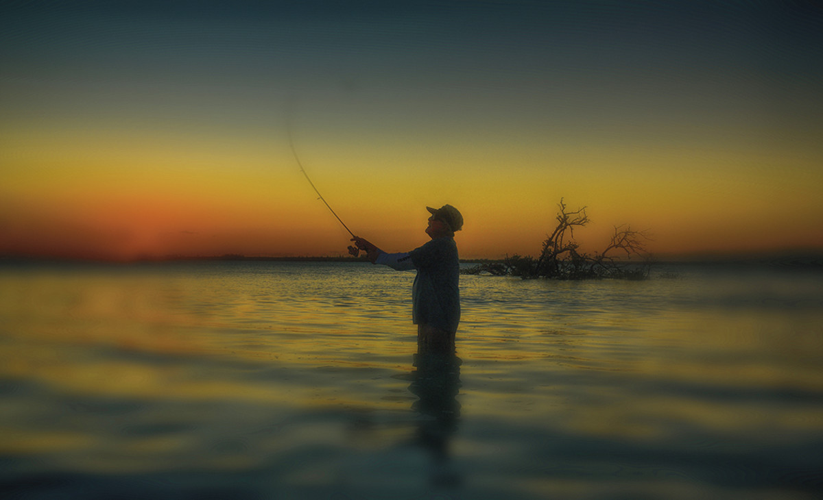 There was a time when Stanczyk chased bonefish with boundless passion.
