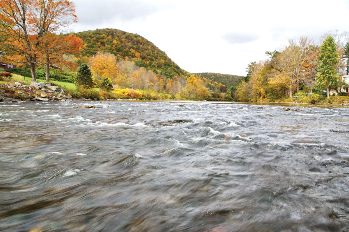 Fly-fishing the gorgeous rivers of northwest Connecticut